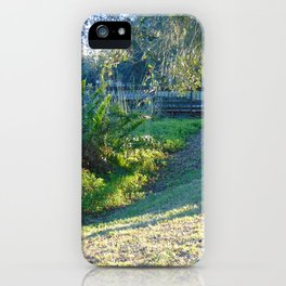Florida Landscape iPhone Case