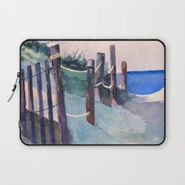 Wingaersheek Beach Path Laptop Sleeve