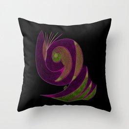 Aura IV Throw Pillow
