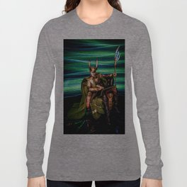 King Loki, Chillaxin' Long Sleeve T-shirt