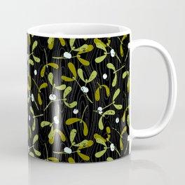 Rustic Mistletoe Coffee Mug