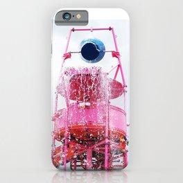 Aqua Park iPhone Case