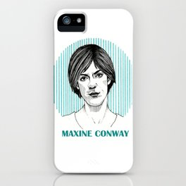 Wentworth | Maxine Conway iPhone Case