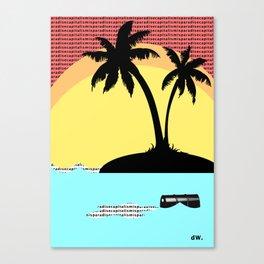 capitalistParadise Canvas Print