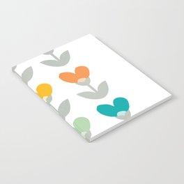 Heart petals Notebook