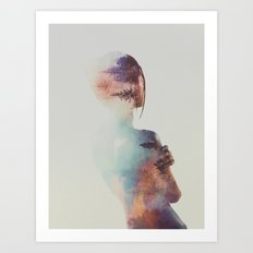 Untitled 1204 Art Print