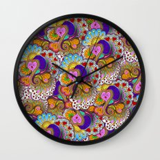 Such a perfect day Wall Clock