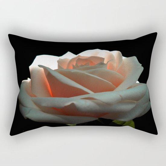 A Beautiful Rose Rectangular Pillow