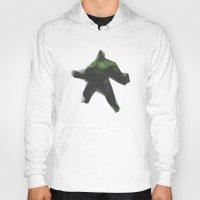 hulk Hoodies featuring Hulk by Josh Belden