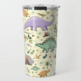 Dinosaurs! Travel Mug