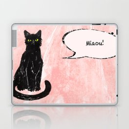 Kitty I Laptop & iPad Skin