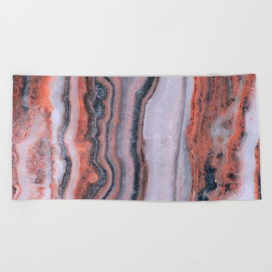 Agate III Beach Towel