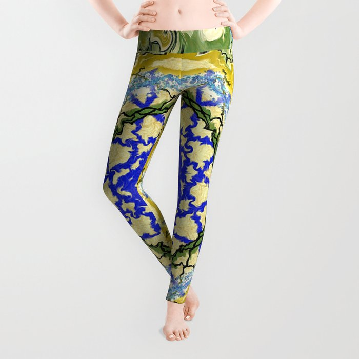 Mandala No.1 Leggings