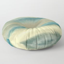 Cloudy Sky Floor Pillow