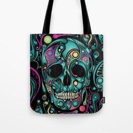 Skull Camouflage Tote Bag
