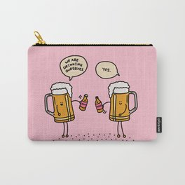 Beers Night Out…. Carry-All Pouch