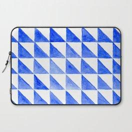 Watercolor pattern 2 - Tiles Laptop Sleeve