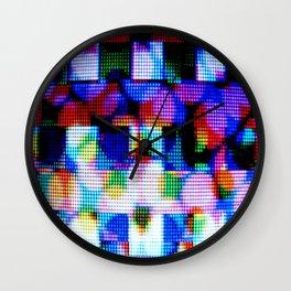 CTRLMTRX Wall Clock