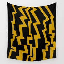 Thunder and abstraction 5-thunderbolt,thunder,storm,fire,ligthning,electric,rumble Wall Tapestry