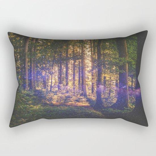 Forest of Dreams Rectangular Pillow