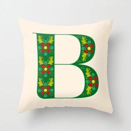 B - Amarilis Throw Pillow