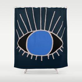 Bohemian Eye Shower Curtain