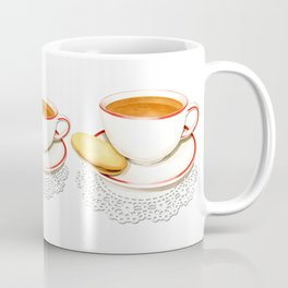 Cup of Tea and a biscuit Coffee Mug