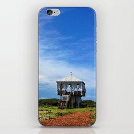 Seaside set 1 of 4 iPhone Skin