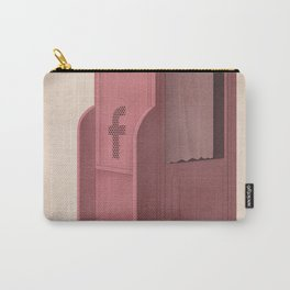 Social Media Confessions Carry-All Pouch
