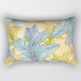 Autumn leaves #26 Rectangular Pillow