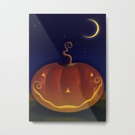 Halloween Spooks! Metal Print