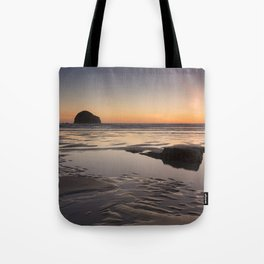 Sunset in Cornwall II Tote Bag