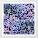 Purple Flowers by marissayunque