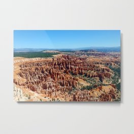 Bryce Canyon Amphitheater Metal Print