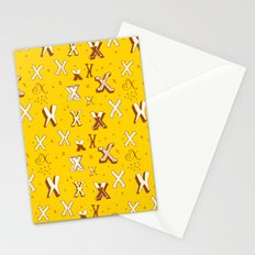 Letter Patterns, Part X Stationery Cards