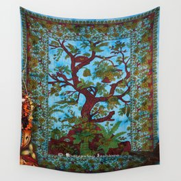 Tree Of Life Wall Tapestries For Any Decor Style Society6 We are born from nothingness and we return to nothingness, and the voyage of our eternal life is mapped on the tree of life. tree of life wall tapestries for any