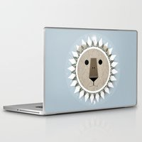 narnia Laptop & iPad Skins featuring The Lion, the Witch and the Wardrobe by Rowan Stocks-Moore