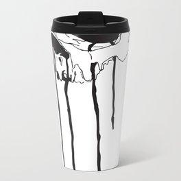 Skull #1 Metal Travel Mug