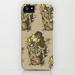 SKLL iPhone Case