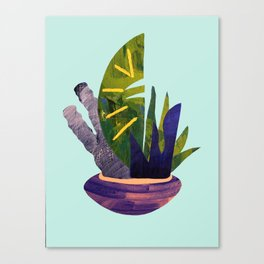 Ikebana 2 Canvas Print