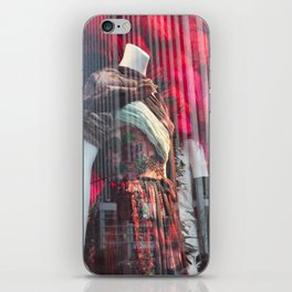 Mannequin Alone iPhone Skin