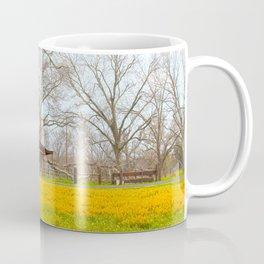 Field Of Gold Coffee Mug