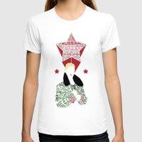 pacific rim T-shirts featuring Pacific Rim: YaPilotSasha by MNM Studios