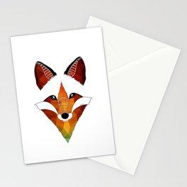 Wild Fox Stationery Cards