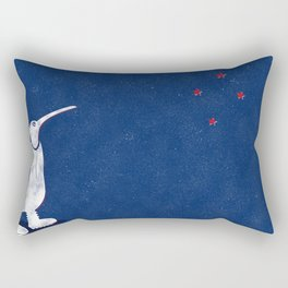 Spacekiwi Rectangular Pillow