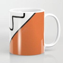 Black Stairs Coffee Mug