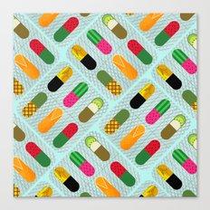 FruitPills Canvas Print