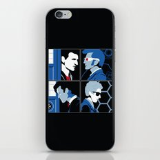 The 4 Doctors (2005-2018) iPhone & iPod Skin