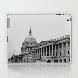 US Capitol Side Perpsective Laptop & iPad Skin