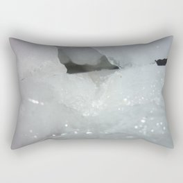 Ice cave Rectangular Pillow